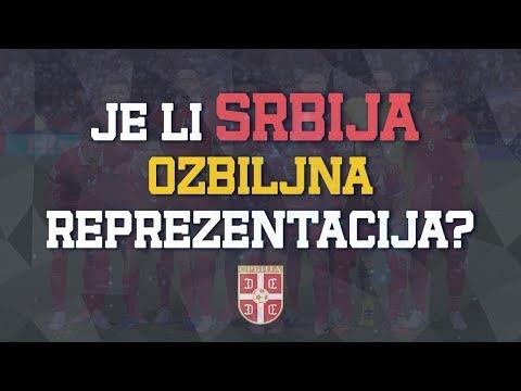 Je li Srbija ozbiljna reprezentacija?