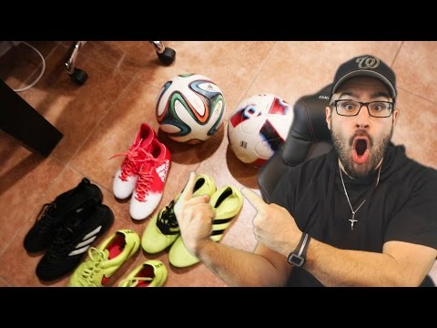 My Football Boots Collections!
