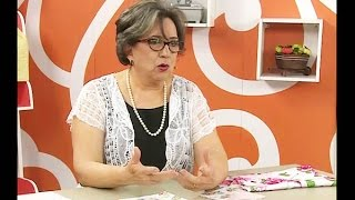 Almofada Catavento com Elza Aidar