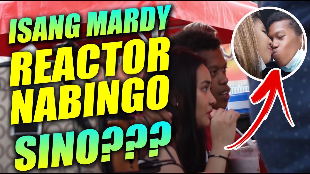 MARDY REACTOR BINGO - SY TALENT ENTERTAINMENT | REACTION