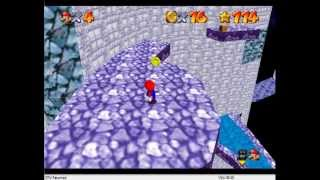 Super Mario 74 Extreme Edition: Cliff of Pain - Move Your Butt Up There!