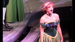 "Frozen Song ""For the First Time in Forever"" – Live at Hyperion Show - Disneyland (HD)"