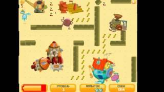 Смешарики Догонялки. Смешарики видео игры онлайн. catch Video Games online Мультики для детей