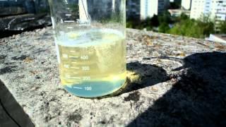 АЦЕТОН+ Бензин А95 Эксперимент №20