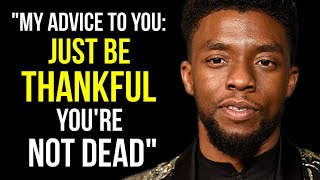 The Story Of Chadwick Boseman That Will Change Your Life -  The Inspiring King We Will Never Forget