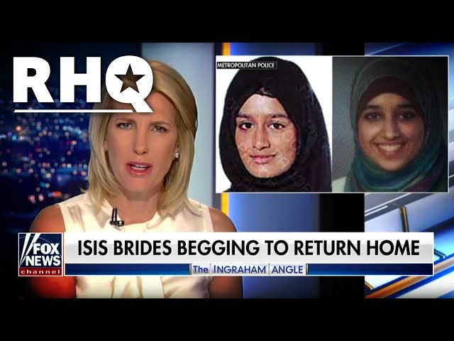 """""""ISIS Bride"""" Sparks Right-Wing Meltdown"""