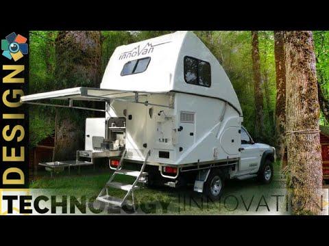 10 Off-Road Ready Caravans & Camper Trailers