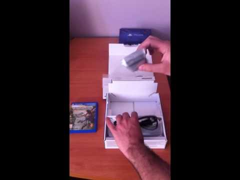 Contenido PSVITA 3G+WiFi y Uncharted: El Abismo de Oro