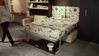 Swing | Resource Furniture | Wall Bed Systems