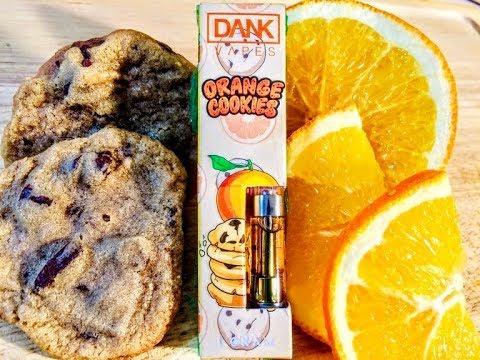 Dank Vapes- Orange Cookies