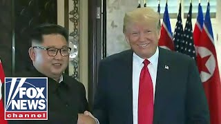 Kim Jong Un commits to 'complete denuclearization'