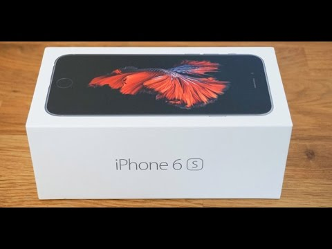 iPhone 6s, iPhone 6, and iPad air 2 eBay unboxing!