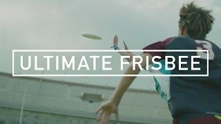 Ontdek Ultimate Frisbee