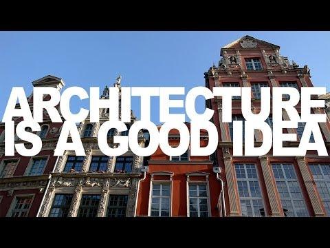 Architektura stara/nowa: kamienica gdańska | Architecture is a good idea