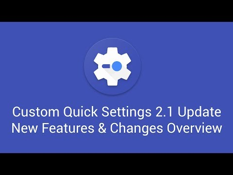 Custom Quick Settings - Apps on Google Play