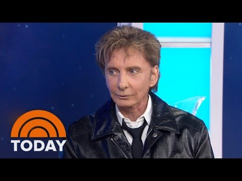Barry Manilow Talks About His New Album And New York Roots   TODAY