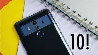 Huawei Mate 10 Pro 🇨🇳 | RECENZJA