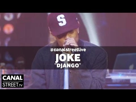 Joke en live - Django