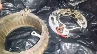 видео Диодный мост генератора ваз 2107