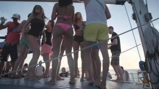 Fuerteventura, Volcanic Catamaran Party