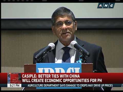 Int'l community monitoring Duterte's China visit