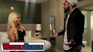Mandy Rose Seduces Jimmy Uso? WWE SmackDown LIVE, Jan. 15, 2019 Review | WrestleTalk's WrestleRamble