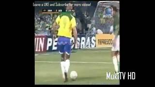 Zidane & ronaldo ● skill collection ● roulette & step over