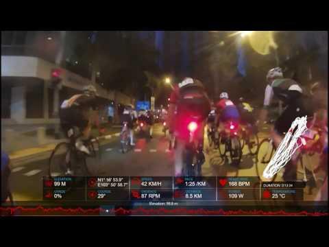 Ascenders Team Video: 26/02/2017 - URA CFS Share the Road 2017 Crit 2