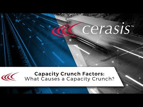 Talking Freight (32) - Capacity Crunch Factors: What Causes a Capacity Crunch?