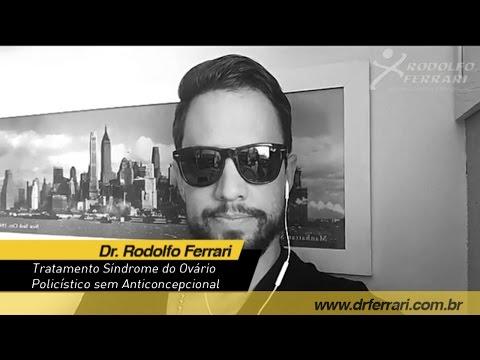 Dr. Ferrari - Malefícios dos anticoncepcionais / Tratamento da SOP sem anticoncepcionais