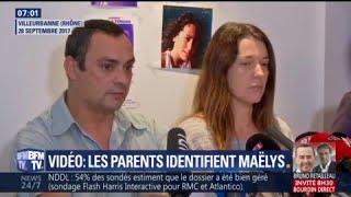 Pourquoi les parents de Maëlys sont convaincus que leur fille était dans la voiture du suspect