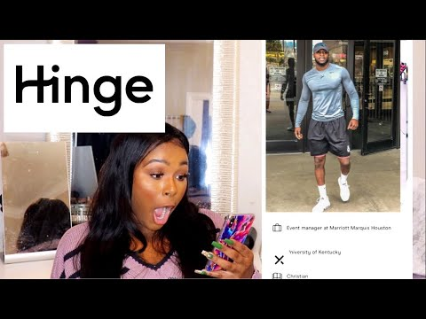 HINGE DATING APP: ONLINE DATING IN 2020, WHAT TO WATCH OUT FOR from YouTube · Duration:  5 minutes 47 seconds