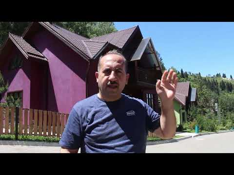 خمسة ايام في كازاخستان ( الماتي )