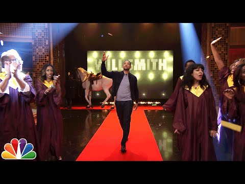 Thumbnail: Will Smith's Awesome Tonight Show Entrance