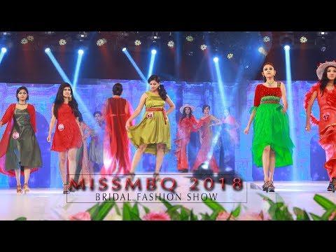 Miss MBQ 2018_Bridal Fashion Show