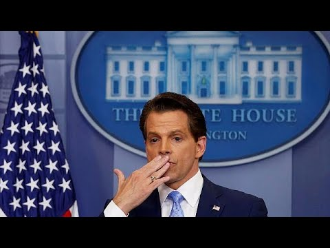 Scaramucci sacked as Trump communications director after ten days