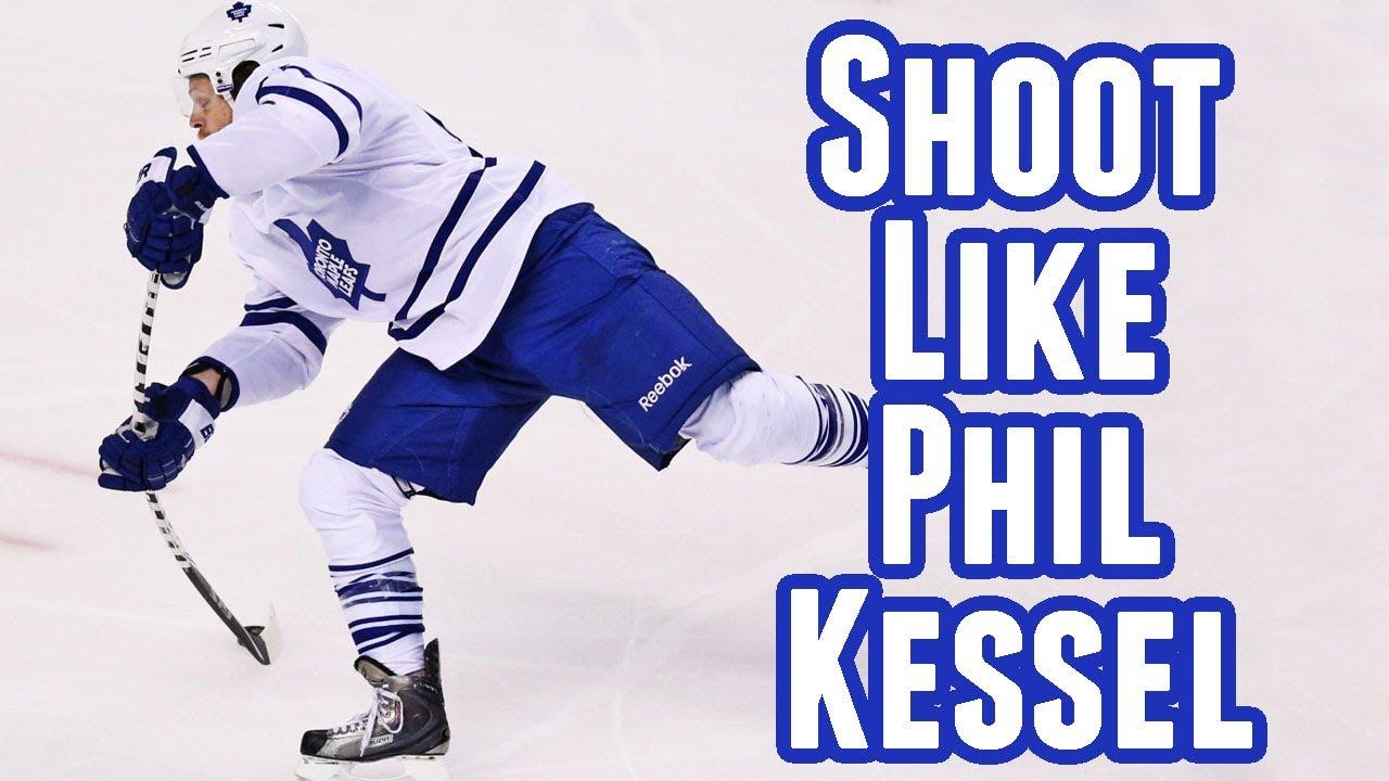 How to Shoot Like Phil Kessel - YouTube