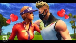 SUN STRIDER FALLS IN LOVE WITH DRIFT - A Fortnite Short Film