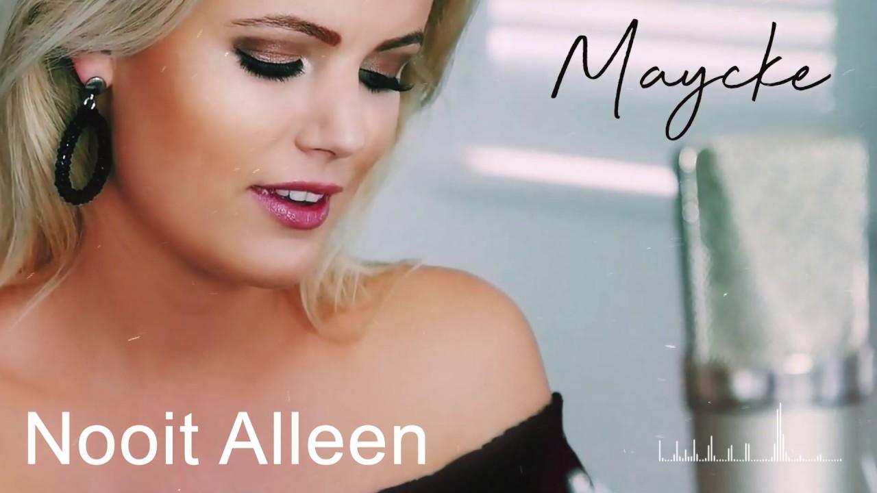 Maycke - Nooit Alleen
