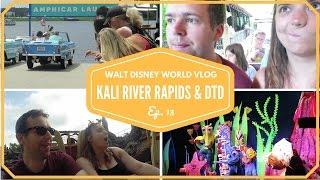 Walt Disney World Vacation 2015 Kali River Rapids & Earl Of Sandwich Binge