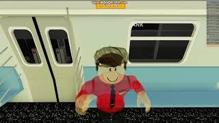 ROBLOX Gameplays #28: Subway Train Simulator (GoldenBirdAwesome)