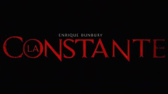 Enrique Bunbury - La constante (Videoclip Oficial)
