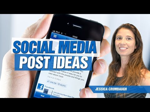Ideas to Post on Social Media For REALTORS®