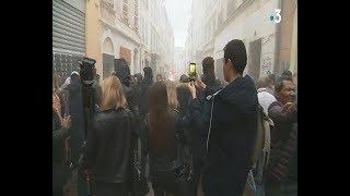انهيار مبنيين في مارسيليا الفرنسية.. ارتفاع عدد القتلى إلى أربعة (صور + فيديو)