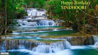 Sindhoori   Nature Birthday