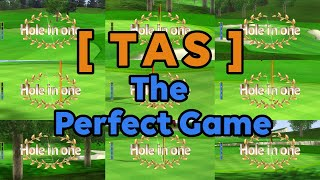 [TAS] Wii Sports Golf: The Perfect Game (with wind hacks)