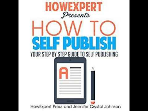 How To Self Publish Ebook/Paperback Book/Audiobook – Chapter 1