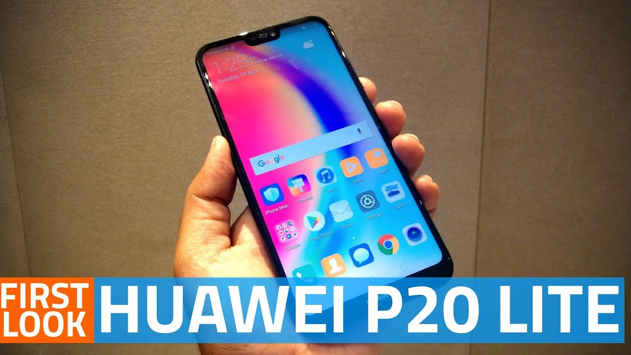 Huawei P20 Lite First Impressions | Price, Camera, Specifications, and More