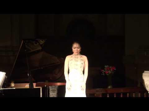 Acht Lieder aus Letzte Blatter op.10 / Strauss / Sop. HA YEUN JU