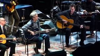 Lay Down Sally - Eric Clapton & Vince Gill @ Crossroads 2013 @ MSG